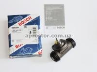 Цилиндр тормозной задний Авео (BOSCH) F026009939/96574718