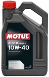 Масло моторное MOTUL 2100 POWER + 10W-40 4L