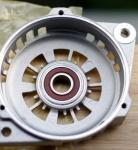 Крышка генератора Ланос (AS) передняя с подшипником 210667
