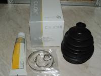 Пыльник шруса (к-т с хомутами и смазкой) Ланос наружный 6 волн 32-1107J-k