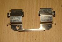 Пружинка суппорта (передних тормозных колодок) Ланос 410515