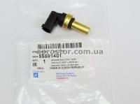 Датчик температуры охлаждающей жидкости Авео Т-300/Круз (GM) 55353807/55591401