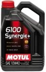 Масло моторное MOTUL 6100 Synergie SAE 10w40 4L
