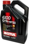 Масло моторное MOTUL 6100 Syn-nergy SAE 5w40 4L