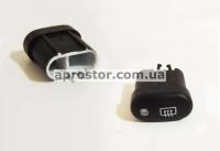 Кнопка обогрева заднего стекла Ланос (GM) накладка 759199