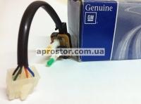 Проводка кнопок блока кондиционера Ланос(GM) 759326