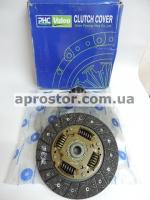 Набор (комплект) сцепления Ланос/Нексия 1,5 SOHC 8 кл. Valeo (оригинал) DWK-004