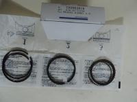 Кольца поршневые (комплект) Лачетти1,8(+0,25),Леганза2,0(+0,5) KOBIS 92062818