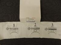 Кольца поршневые (комплект) Лачетти 1,8 (KOBIS) STD 92067238