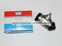 Цилиндр тормозной задний Такума (оригинал) TCIC 12R0479/93740568