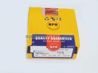 Кольца поршневые (комплект) Нексия,Ланос 1,5 +0,25 (76,75 мм) Япония (NPR) 93742294