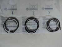Кольца поршневые (комплект) Лачетти 1,8 LDA (KOBIS) STD 93742700