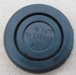 Пробка резиновая пола передней панели Ланос,Эванда(GM)50мм 94535987