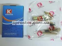Рем комплект задних тормозных колодок Матиз/ CHERY QQ KS (полный) правый 94580434