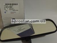 Зеркало внутрисалонное заднего вида Нексия, Эсперо (GM) 96137563
