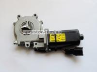 Мотор стеклоподъёмника Нексия (оригинал) передний левый (под крест) 96168983