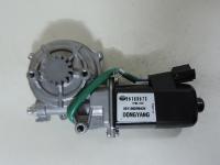 Мотор стеклоподъёмника Нексия (оригинал) задний правый 96169673