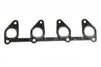 Прокладка выпускного коллектора 1,5 SOHC Ланос/Нексия/Авео/Вида (SHINKUM) метал 96181207/90091791