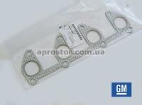 Прокладка выпускного коллектора 1,5 SOHC Ланос/Нексия/Авео/Вида (GM) 96181207/90091791