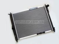 Радиатор основной Ланос 1.5i/1.6i M без кондиционера (Корея) алюминиево-паяный 96181931