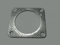 Прокладка глушителя (резонатора) (4 отверстия) Ланос,Нексия 96182037