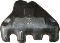 Защита выпускного коллектора Ланос1,5, Авео (SOHC) оригинал 96182236