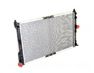 Радиатор основной (алюминиево-паяный) Ланос (02-) 1.5i/1.6i А/С под кондиционер (SHINKUM) Корея 96182261