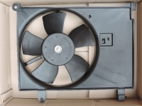 Вентилятор Ланос вспомогательный (NS MOTOR) в сборе 96182264/96605373