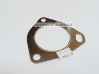 Прокладка приемной трубы глушителя Лачетти 1,8/Нубира 2,0 (SHINKUM) Корея металл 96184655