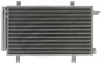 Радиатор кондиционера Леганза (НСС) 96207354/96484258 АКЦИОННАЯ ЦЕНА