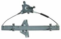 Стеклоподъемник электрический Ланос левый (механизм под шестеренку) 96225383