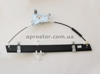 Стеклоподъемник электрический Ланос передний правый (механизм под крест) DAEDONG (Корея) 96225384