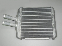 Радиатор печки (отопителя) Ланос, Нубира, Сенс (алюминиевый) 96231949