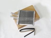 Радиатор печки (отопителя) Ланос, Нубира, Сенс (AVA Cooling) алюминиевый 96231949/DWA6027