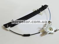 Стеклоподъемник электрический Нубира (механизм) под крест передний правый 96247389