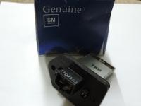 Датчик-резистор вентилятора печки Ланос (GM) 96247452