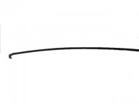 Молдинг крыши Ланос-седан левый (GM) 96265211/96303484