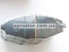 Тормозные колодки передние Ланос 1,5/ Матиз/ Нексия/ Сенс (SHINKUM) 96273708