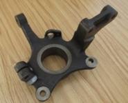 Кулак поворотный Нубира левый (X-2) 96391469/96300028