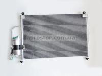 Радиатор кондиционера Ланос с осушителем (SHINKUM) 96303204