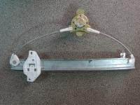 Стеклоподъемник механический Ланос(механизм)задний правый 96304134