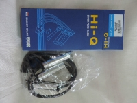 Провода высокого напряжения силиконовые Ланос 1,5/Авео SOHC/Нубира SOHC (Корея) 96305387/SPC3006