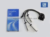 Провода высокого напряжения силиконовые Ланос, Авео 1,5 SOHC (GM) 96305387