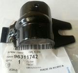 Скоба стабилизатора Нубира передняя (GM) 96311742