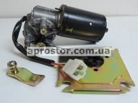 Мотор стеклоочистителя (трапеции) Матиз 96314772