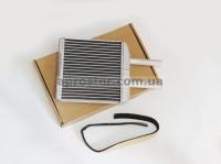 Радиатор печки Матиз (NRF) 54260/96314858