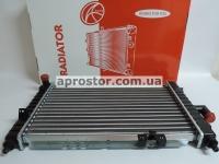 Радиатор основной Матиз 0,8-1,0 Польша 96322941/CR-DW0008