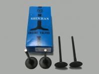 Клапана Авео впускные (к-т) SHINHAN 96335947