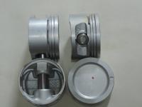 Поршни Ланос 1,5/ Нексия SOCH стандарт (SWP) 76.5 мм (к-т с пальцами) 96350120-SET