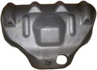 Защита выпускного коллектора Ланос1,6, Авео, Нубира (DOHC) оригинал 96350821